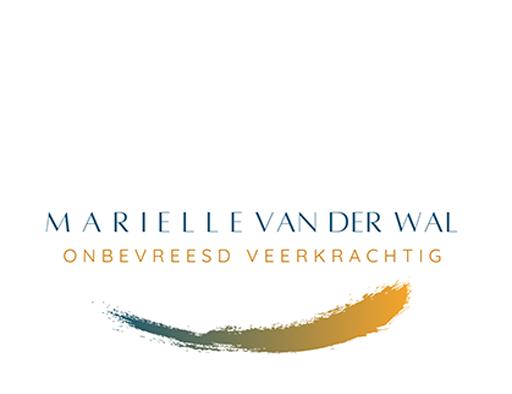 marielle van der wal logo_klein